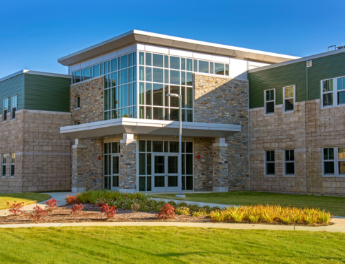 Regional Training Institute Achieves LEED® Silver Certification