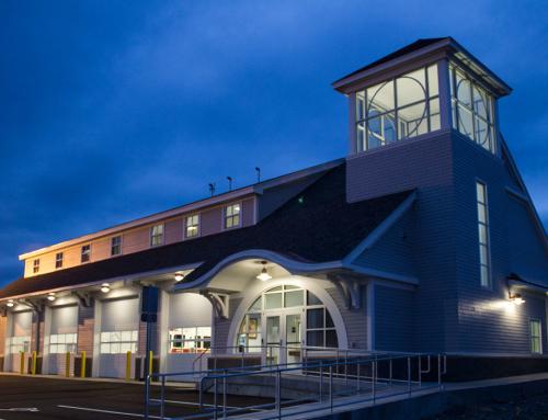 Hampton Fire Stations