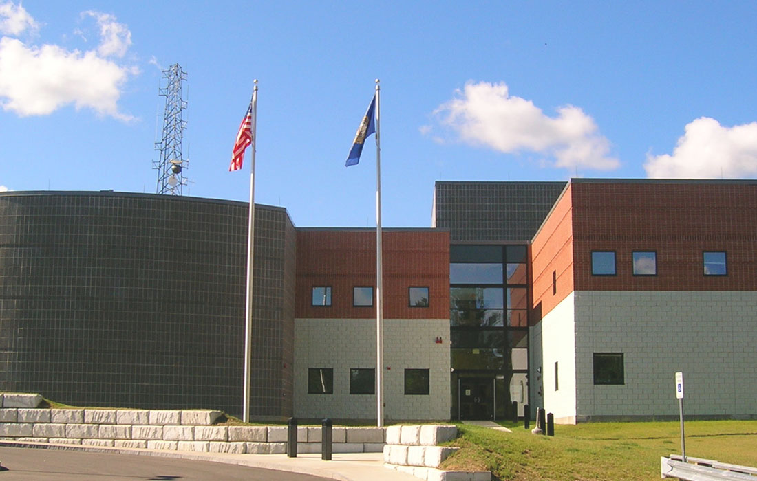 NH Emergency Operations Center