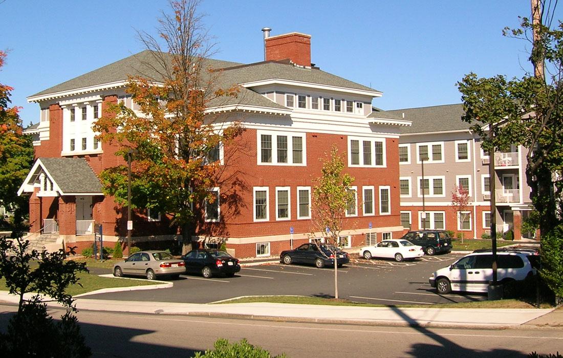Bliss School Apartments