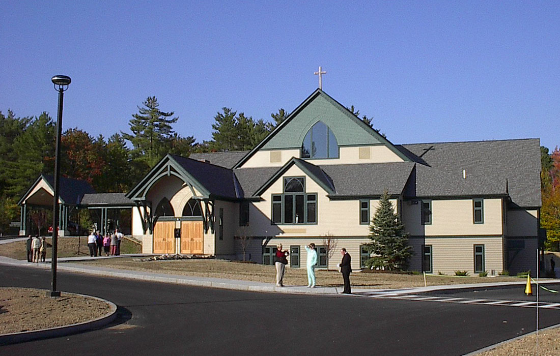Our Lady of the Mountains Church
