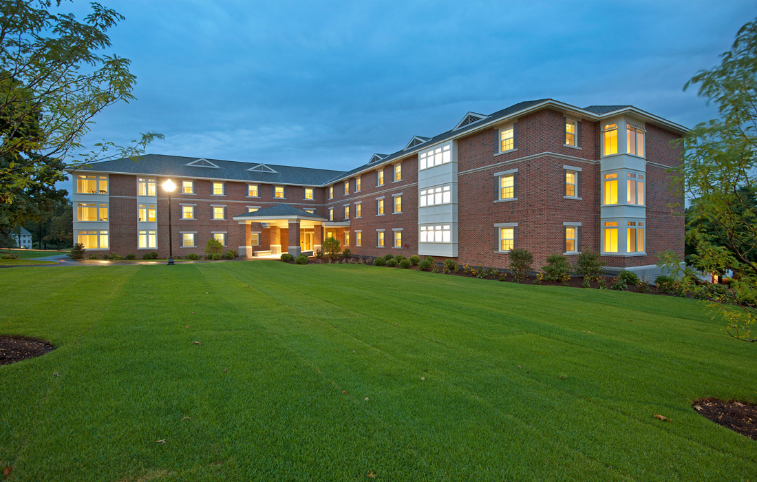 St. Anselm College Living Learning Commons
