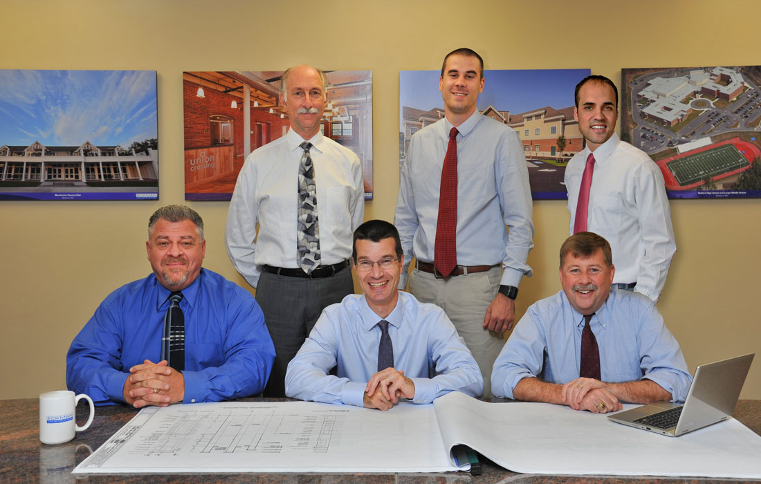 Eckman Project Management Team