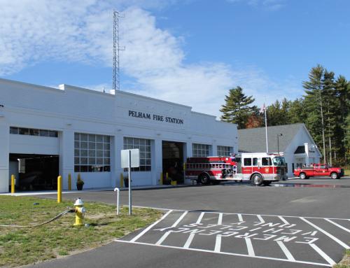Pelham Fire Station