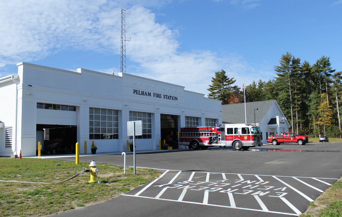 Pelham Fire Station