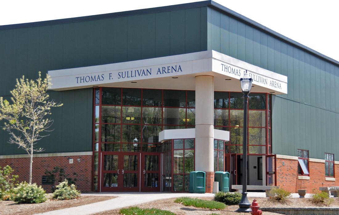 St. Anselm College Sullivan Ice Arena