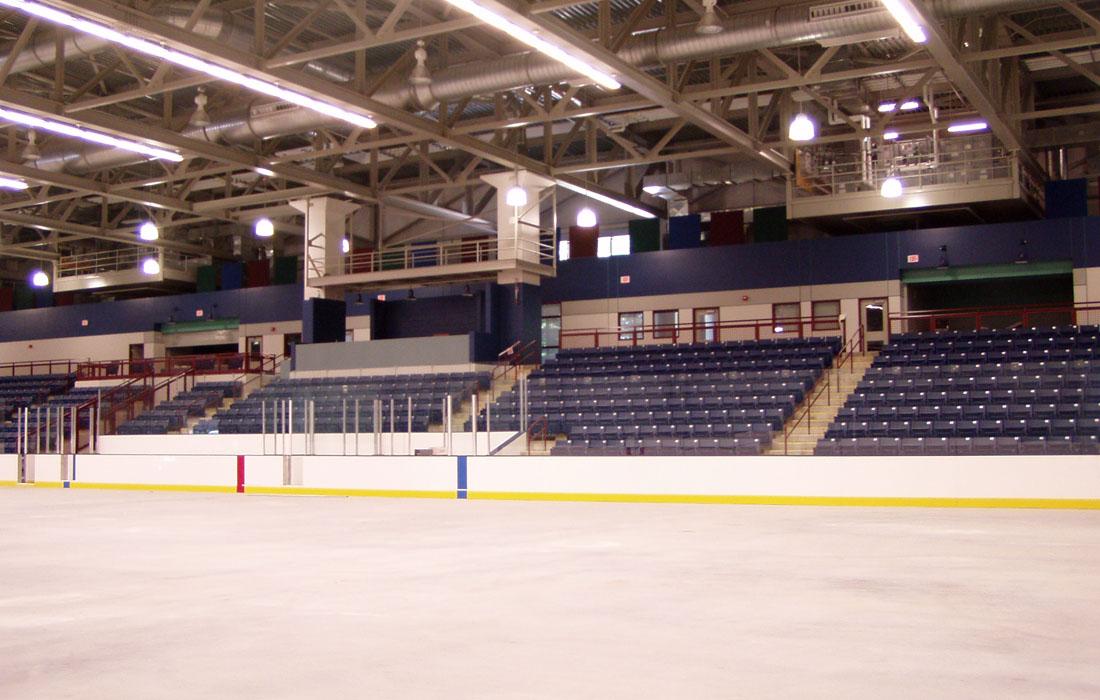 Eckman Construction St Anselm College Sullivan Ice Arena