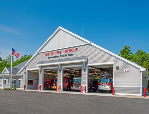 Milton Fire Station