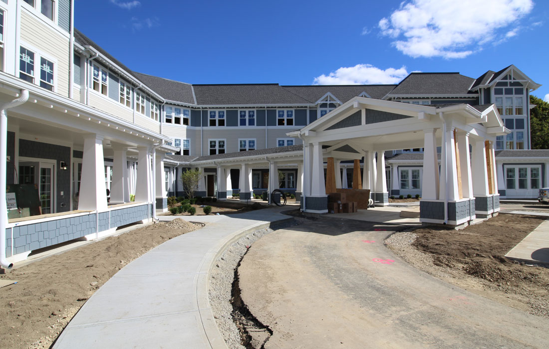 Silver Square Senior Living Dover NH