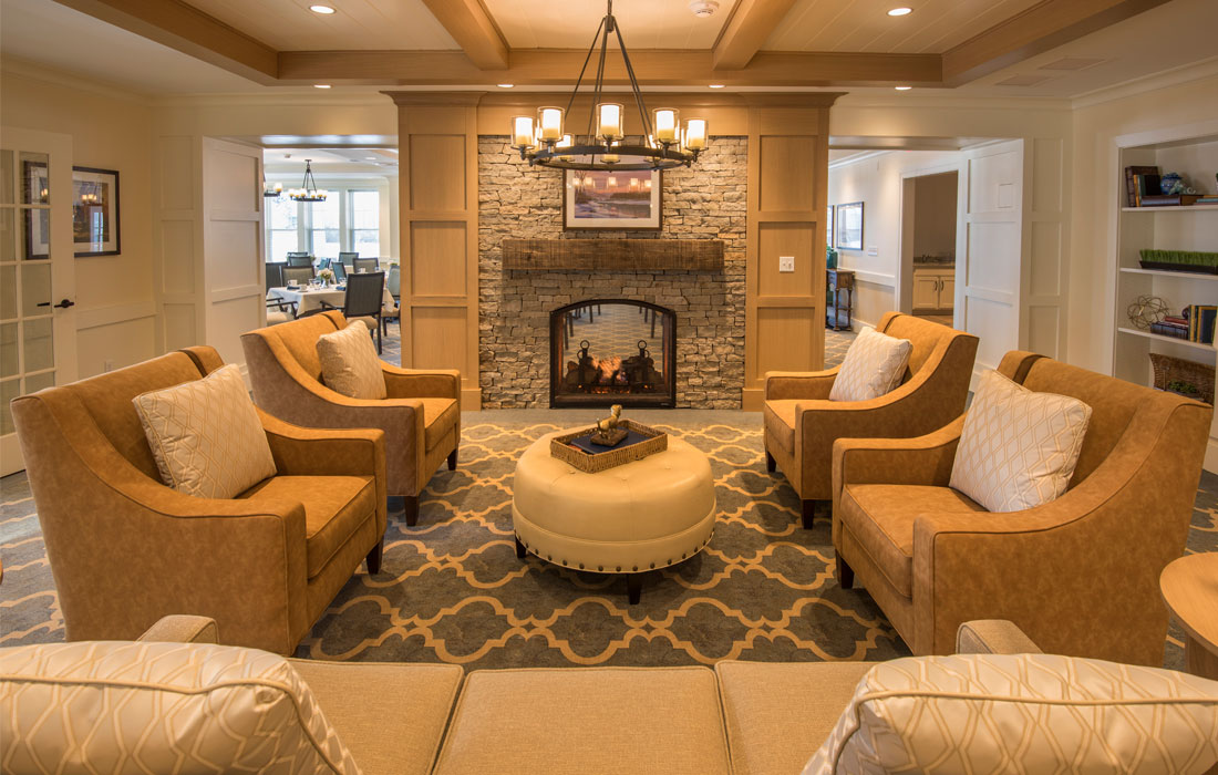 Eckman Completes New Senior Living Community in Dover