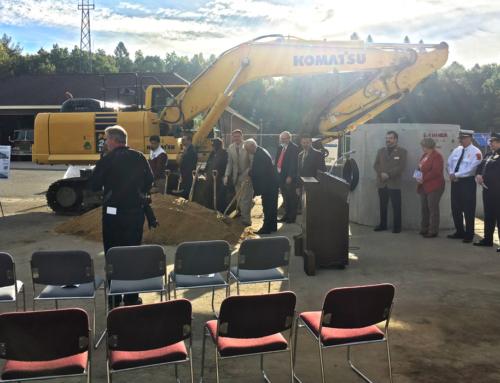 Construction Under Way at Plaistow Public Safety Complex
