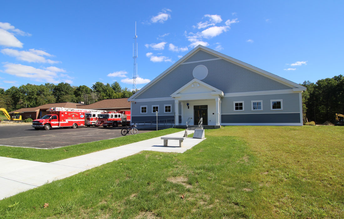 Plaistow Safety Complex NH