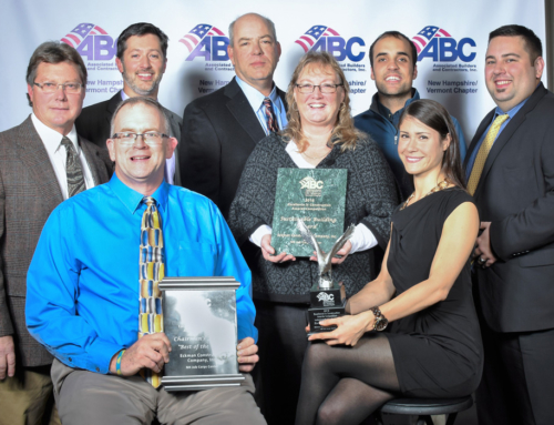 ABC Honors Eckman with Chairman's Award