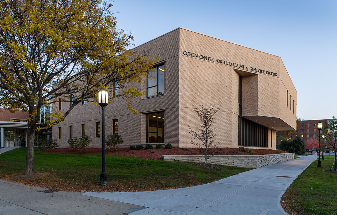 Eckman Wins 2020 Excellence Award for Cohen Center