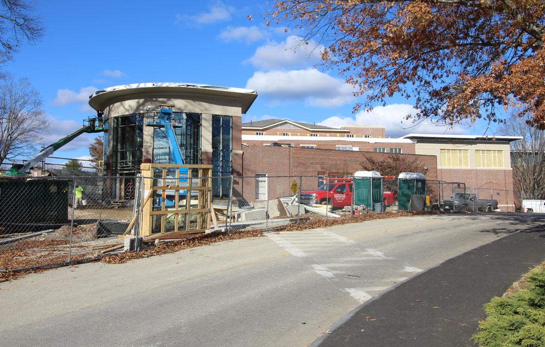 St. Anselm College Student Center