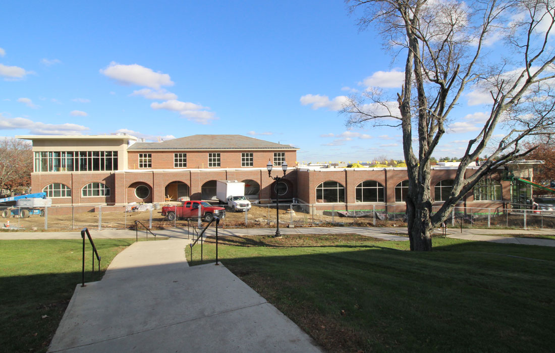 St. Anselm College Student Center
