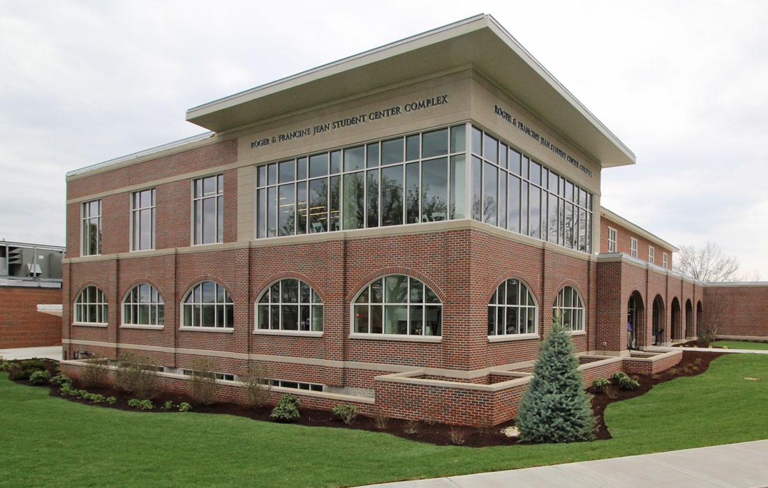 Saint Anselm College Student Center