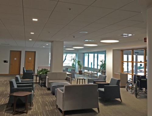 Elliot Hospital Lobby Renovation