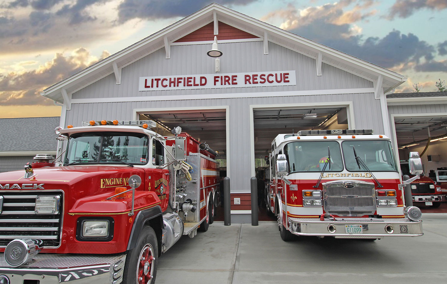 Litchfield Fire Station