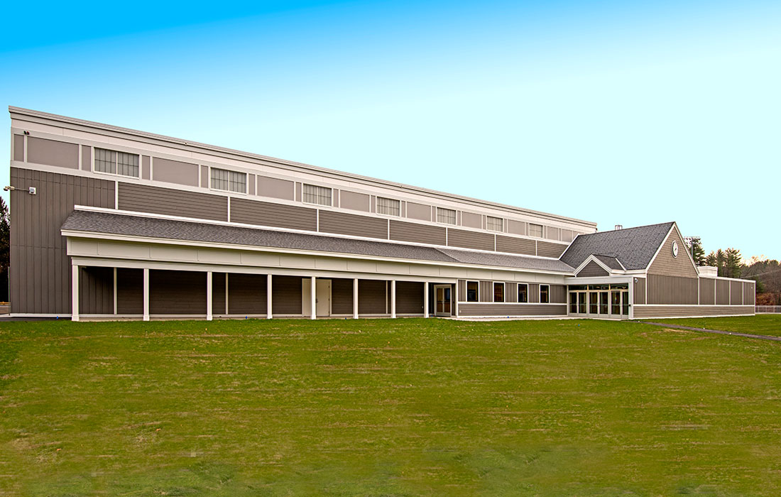 The Derryfield School Athletic and Wellness Center