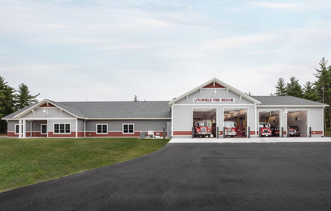 Litchfield Fire Station