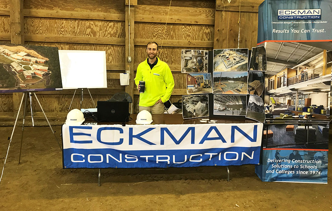 Eckman Participates in Record Breaking 11th NHCCD Event